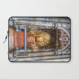 Saint Padre Pio St Stephens Cathedral Vienna Laptop Sleeve
