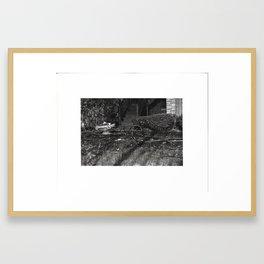 Coppelius V Framed Art Print