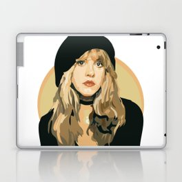 Stevie Nicks Laptop & iPad Skin