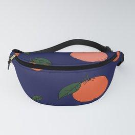 Oranges pattern - Fruit 001 Fanny Pack