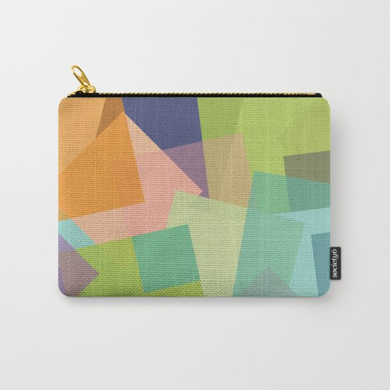 SquareMania Carry-All Pouch