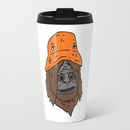 Sassy bucket hat Travel Mug