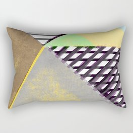 texture obsession 2 Rectangular Pillow