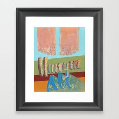 Hang'm All                                                                     Framed Art Print