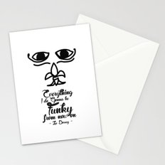 Everything I Do Gonna Be Funky (For Now On) Stationery Cards