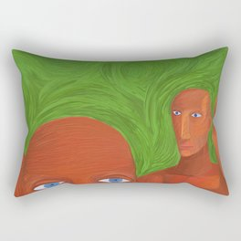 new land Rectangular Pillow