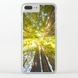 Hylophobia Clear iPhone Case