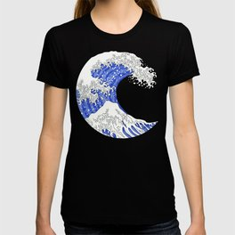 Great Blue Wave T-shirt