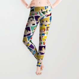 In the Name of the Moon... Leggings