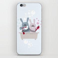 Conejitos / Bunnies iPhone & iPod Skin