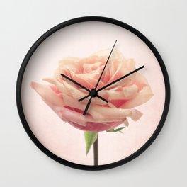 Aging Gracefully Wall Clock