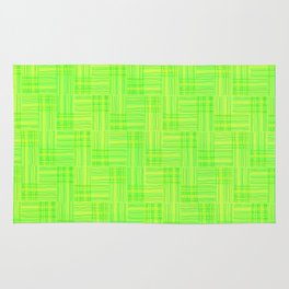 Interpretive Weaving (April Sunshine) Rug