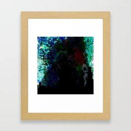 Desperate Wonderland Framed Art Print