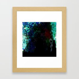 Desperate Wonderland Framed Art Print