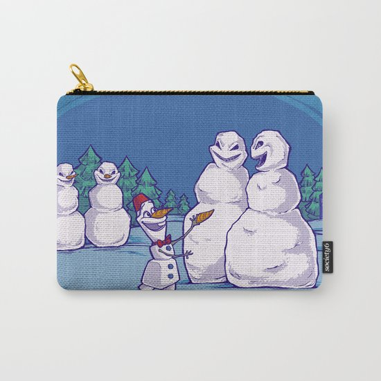 Baby Unicorns for Everyone Carry-All Pouch