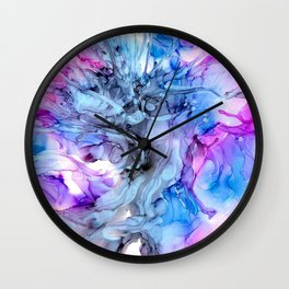 At The Ballet Wall Clock