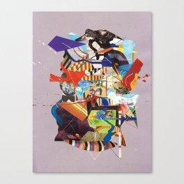 Quash Canvas Print