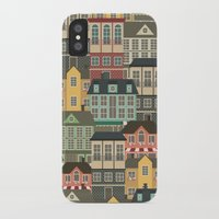 urban iPhone & iPod Cases featuring Urban by Julia Badeeva