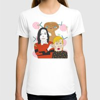 home alone T-shirts featuring Home alone? by Elena Éper