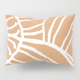 Cone Shell Pillow Sham