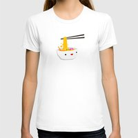 ramen T-shirts featuring Ramen! by presuffix
