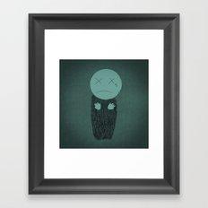 Dead Money Framed Art Print