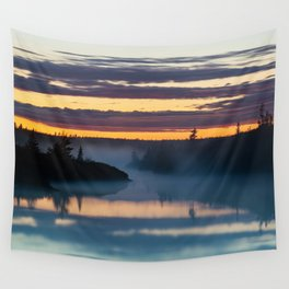 Mists of June Wall Tapestry