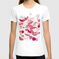 bed T-shirts featuring Sea Bed by Nic Squirrell