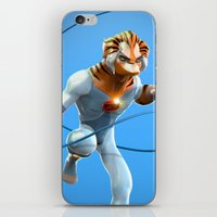 thundercats iPhone & iPod Skins featuring Thundercats by Dante RD