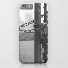 so. wet in central park... Slim Case iPhone 6s