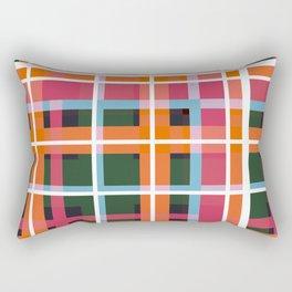 Geometric Shape 05 Rectangular Pillow
