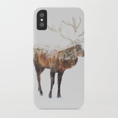 Arctic Deer Slim Case iPhone X