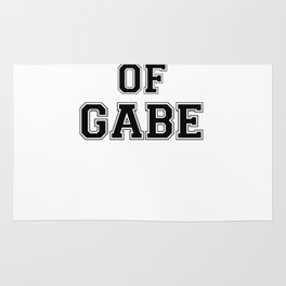 Property of GABE Rug