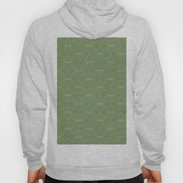 Green Patch Hoody