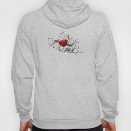 Pretty Little Liars fan heart Hoody