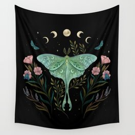 Luna and Forester Wall Tapestry