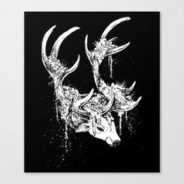 Ten of Wands Canvas Print