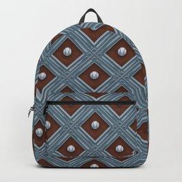 baseball pattern 5 Backpack