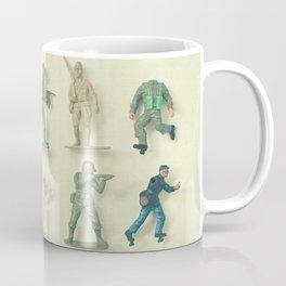 Broken Army Coffee Mug