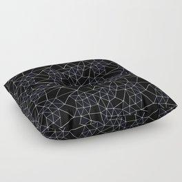 Segment Floor Pillow