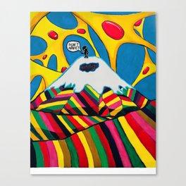 Cotopaxi I Canvas Print