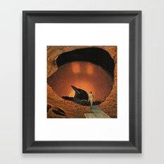 Return To The Nest Framed Art Print