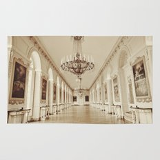 Dreaming of Grand Trianon, Versailles.  Rug