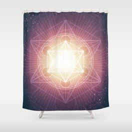 Divine Consciousness Shower Curtain