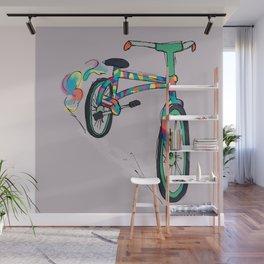 Sweet Ride Bro en Guatemala Wall Mural