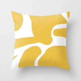 The Dance Throw Pillow