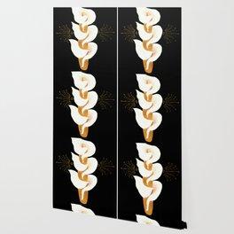 3 Calla Lilies Wallpaper