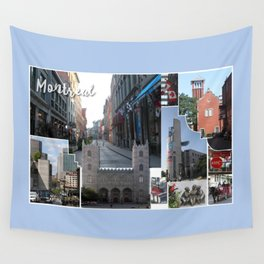 Montreal Wall Tapestry