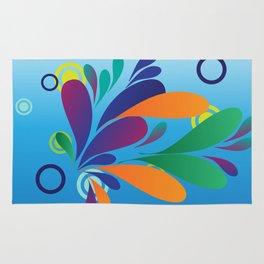 Color Splash Rug