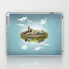 "Merlin- ""Two Sides of the Same Coin"" Laptop & iPad Skin"